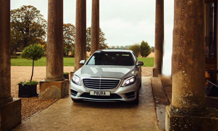 Mercedes S Class Wedding Car | Aura Wedding Cars ...